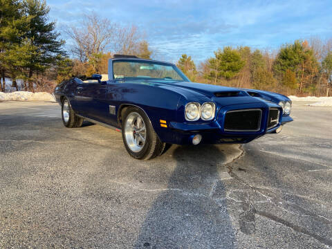 1971 Pontiac Le Mans for sale at Clair Classics in Westford MA
