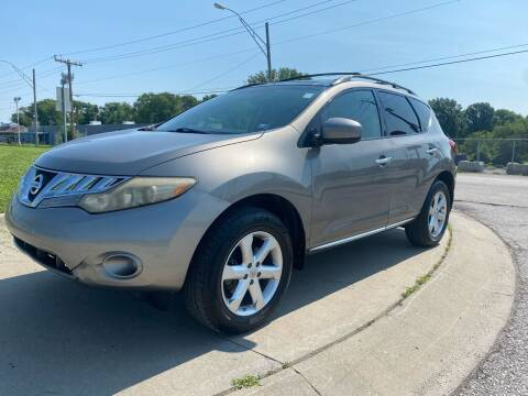 2009 Nissan Murano for sale at Xtreme Auto Mart LLC in Kansas City MO