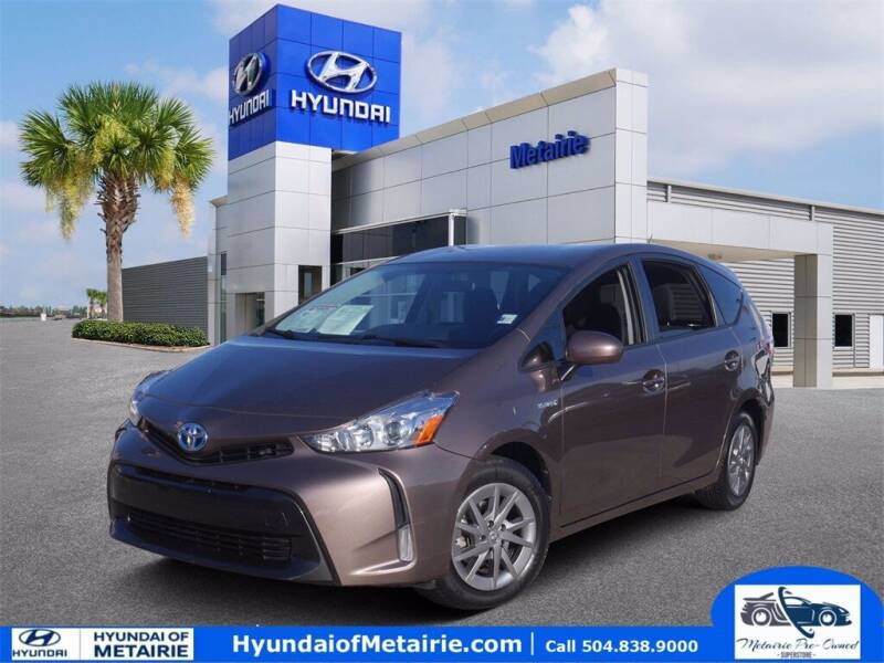 2017 Toyota Prius v for sale at Metairie Preowned Superstore in Metairie LA