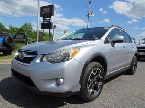 2014 Subaru XV Crosstrek for sale at J T Auto Group in Sanford NC