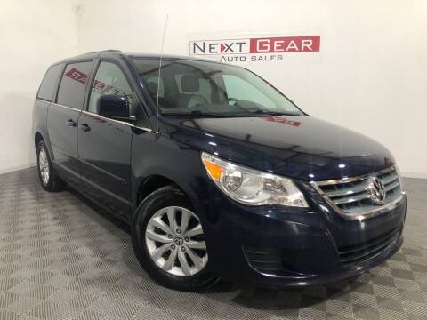 2013 Volkswagen Routan for sale at Next Gear Auto Sales in Westfield IN