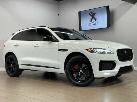 2018 Jaguar F-PACE for sale at TX Auto Group in Houston TX
