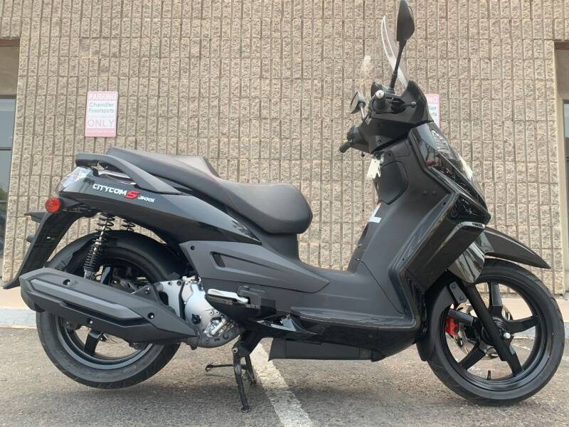 2020 SYM CityCom S 300i for sale at Chandler Powersports in Chandler AZ