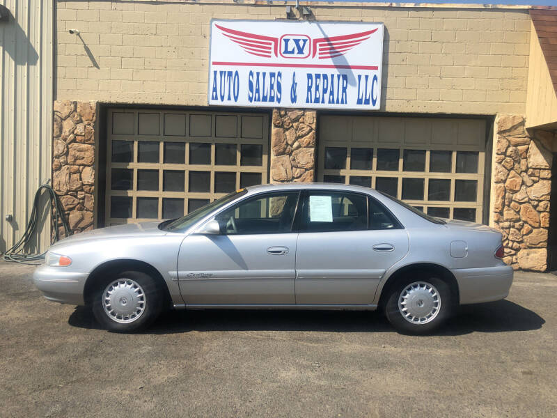 2000 Buick Century for sale at LV Auto Sales & Repair, LLC in Yakima WA