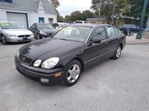 1999 Lexus GS 300 for sale at Street Side Auto Sales in Independence MO