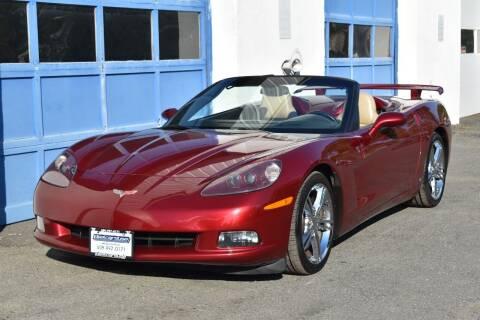 2006 Chevrolet Corvette for sale at IdealCarsUSA.com in East Windsor NJ