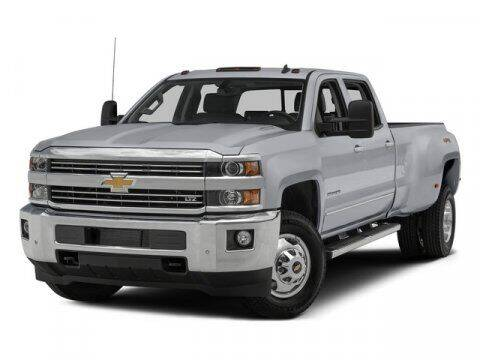 2015 Chevrolet Silverado 3500HD for sale at DAVID McDAVID HONDA OF IRVING in Irving TX