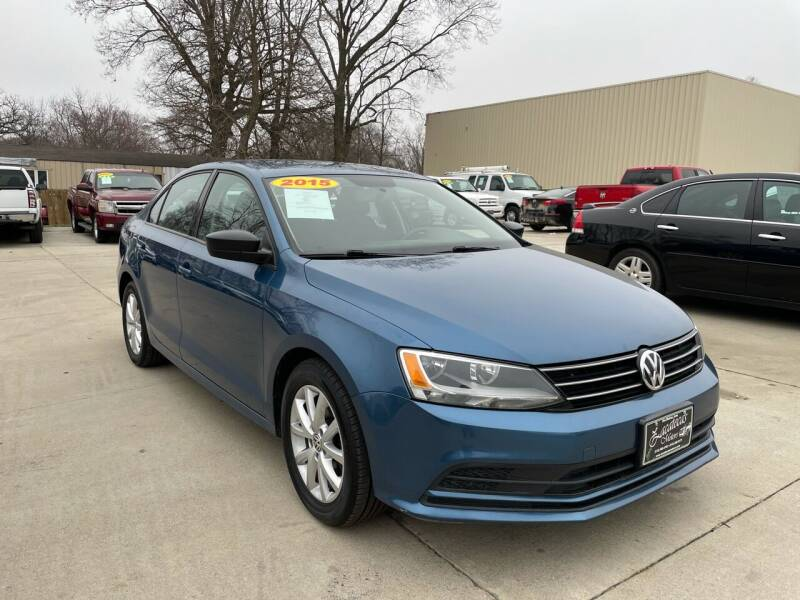 2015 Volkswagen Jetta for sale at Zacatecas Motors Corp in Des Moines IA