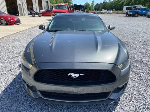 2016 Ford Mustang for sale at Alpha Automotive in Odenville AL