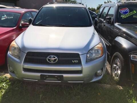 2010 Toyota RAV4 for sale at NORTH CHICAGO MOTORS INC in North Chicago IL