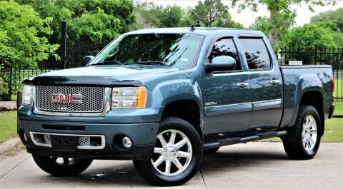2012 GMC Sierra 1500 for sale at Texas Auto Corporation in Houston TX