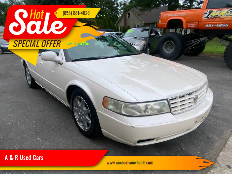 2003 Cadillac Seville for sale at A & R Used Cars in Clayton NJ