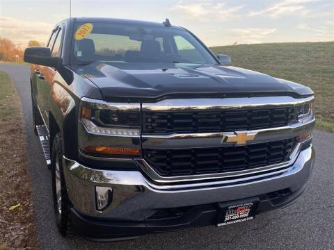 2017 Chevrolet Silverado 1500 for sale at Mr. Car LLC in Brentwood MD