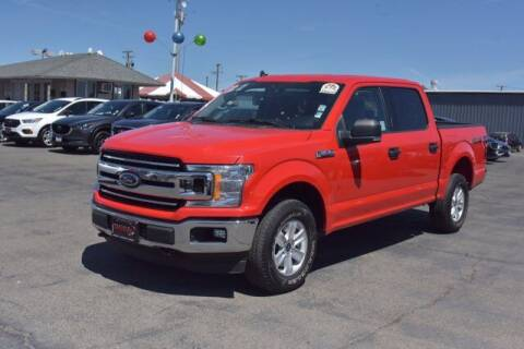 2019 Ford F-150 for sale at Choice Motors in Merced CA