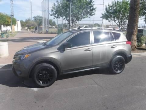 2014 Toyota RAV4 for sale at J & E Auto Sales in Phoenix AZ