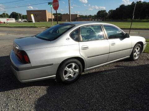 2005 Chevrolet Impala for sale at English Autos in Grove City PA