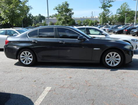 2016 BMW 5 Series for sale at Southern Auto Solutions - BMW of South Atlanta in Marietta GA