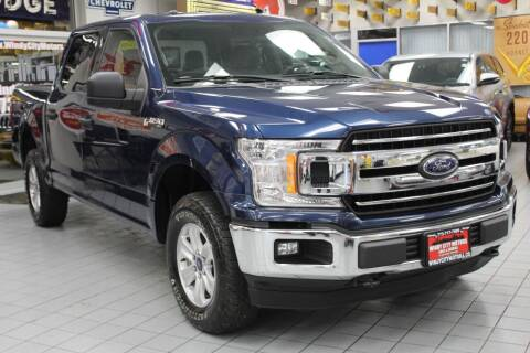 2018 Ford F-150 for sale at Windy City Motors in Chicago IL