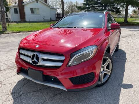 2015 Mercedes-Benz GLA for sale at TKP Auto Sales in Eastlake OH