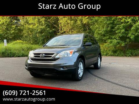 2011 Honda CR-V for sale at Starz Auto Group in Delran NJ