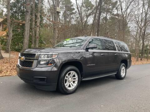 2015 Chevrolet Suburban for sale at US 1 Auto Sales in Graniteville SC