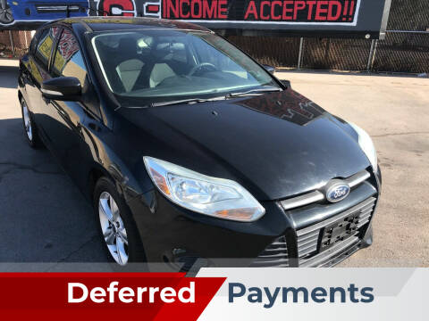 2013 Ford Focus for sale at Rock Star Auto Sales in Las Vegas NV