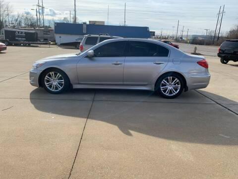 2012 Hyundai Genesis for sale at Elite Auto Plaza in Springfield IL