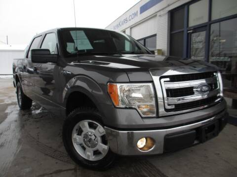2013 Ford F-150 for sale at Jays Kars in Bryan TX