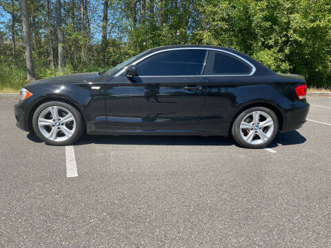 2012 BMW 1 Series for sale at Valley Sports Cars in Des Moines WA