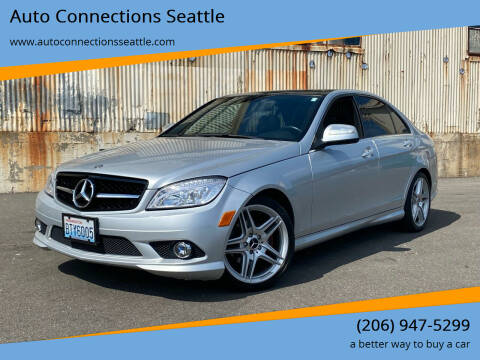 2008 Mercedes-Benz C-Class for sale at Auto Connections Seattle in Seattle WA