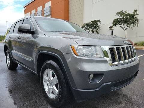 2012 Jeep Grand Cherokee for sale at ELAN AUTOMOTIVE GROUP in Buford GA
