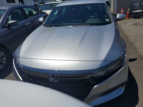 2020 Honda Accord for sale at OFIER AUTO SALES in Freeport NY