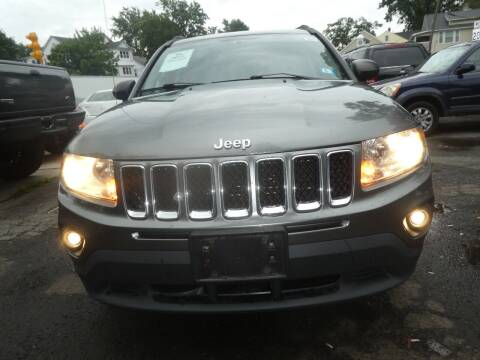 2013 Jeep Compass for sale at Wheels and Deals in Springfield MA