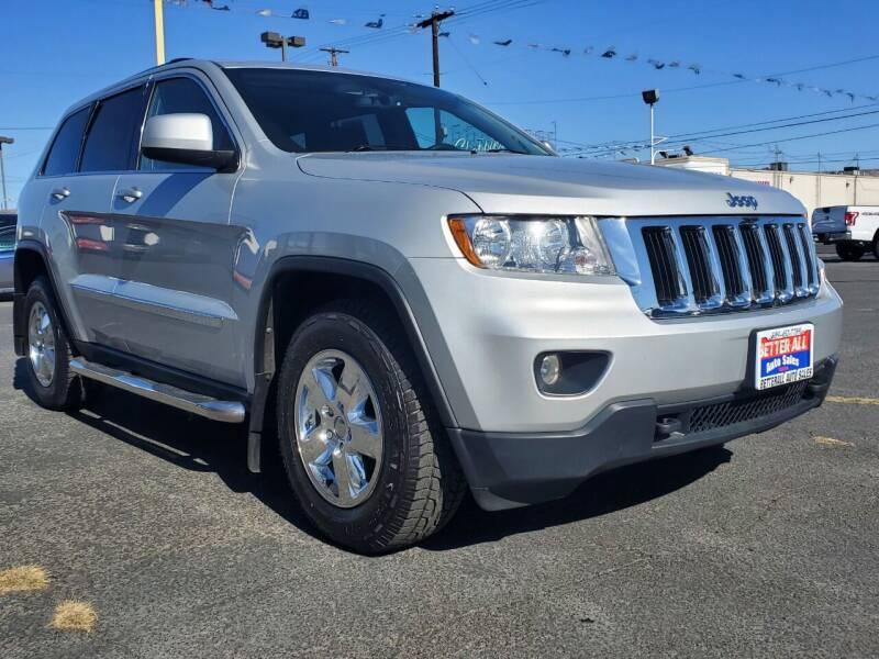 2013 Jeep Grand Cherokee for sale at Better All Auto Sales in Yakima WA