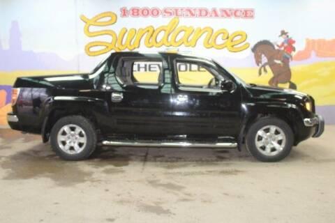 2008 Honda Ridgeline for sale at Sundance Chevrolet in Grand Ledge MI
