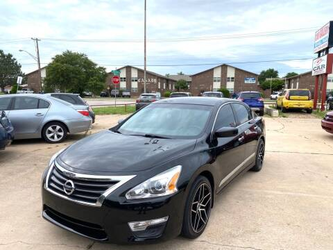 2014 Nissan Altima for sale at Car Gallery in Oklahoma City OK