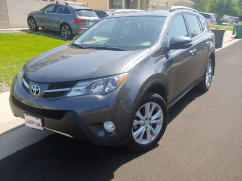 2015 Toyota RAV4 for sale at The Car Guy in Glendale CO
