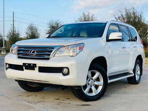 2011 Lexus GX 460 for sale at AUTO DIRECT in Houston TX