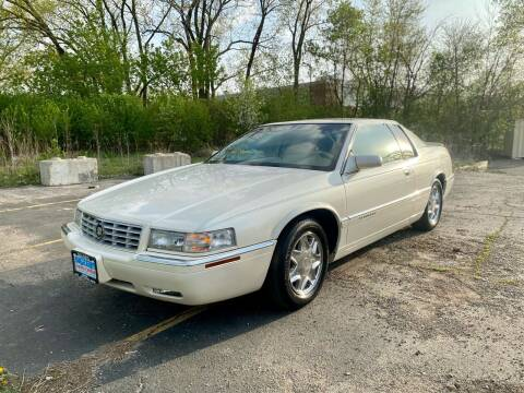 1999 Cadillac Eldorado for sale at Siglers Auto Center in Skokie IL