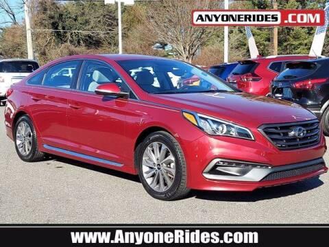 2015 Hyundai Sonata for sale at ANYONERIDES.COM in Kingsville MD