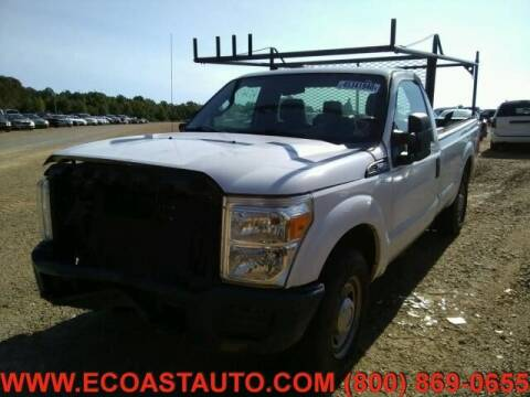 2014 Ford F-250 Super Duty for sale at East Coast Auto Source Inc. in Bedford VA