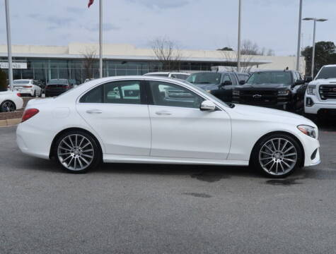 2016 Mercedes-Benz C-Class for sale at Southern Auto Solutions - BMW of South Atlanta in Marietta GA