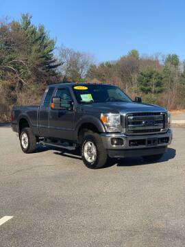 2012 Ford F-250 Super Duty for sale at Westford Auto Sales in Westford MA
