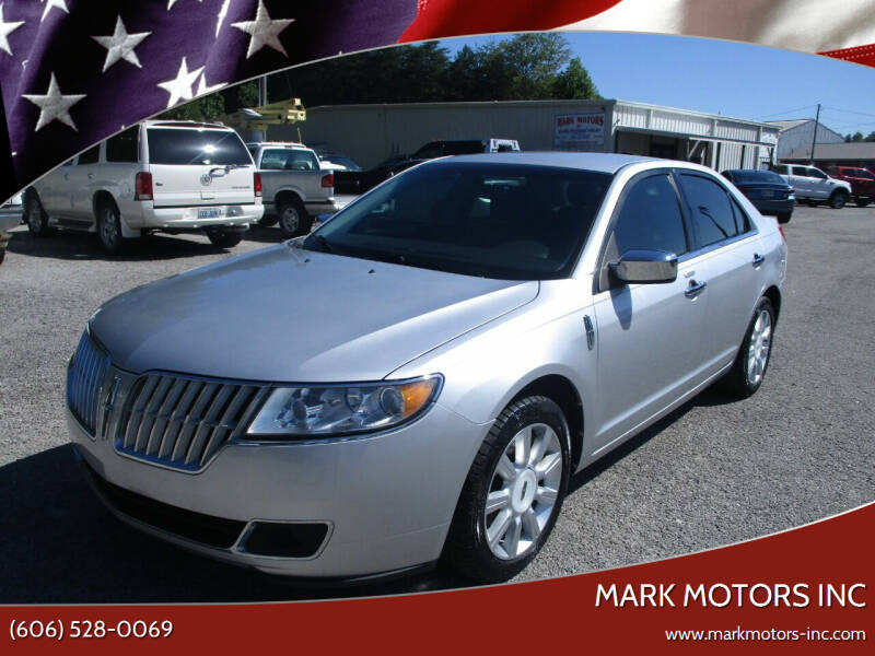 2012 Lincoln MKZ for sale in Gray, KY