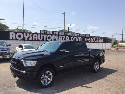 2020 RAM Ram Pickup 1500 for sale at Roy's Auto Plaza 2 in Amarillo TX