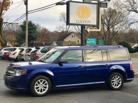 2013 Ford Flex for sale at Gaven Auto Group in Kenvil NJ