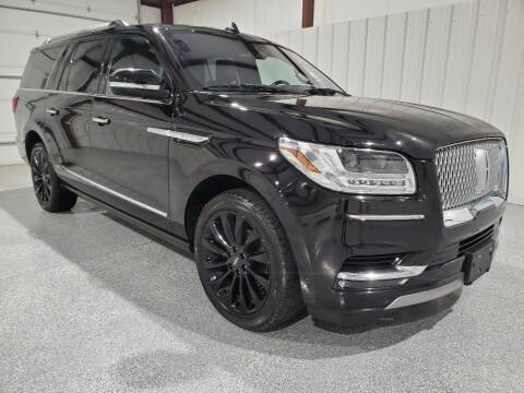 2018 Lincoln Navigator L for sale at Hatcher's Auto Sales, LLC - Buy Here Pay Here in Campbellsville KY
