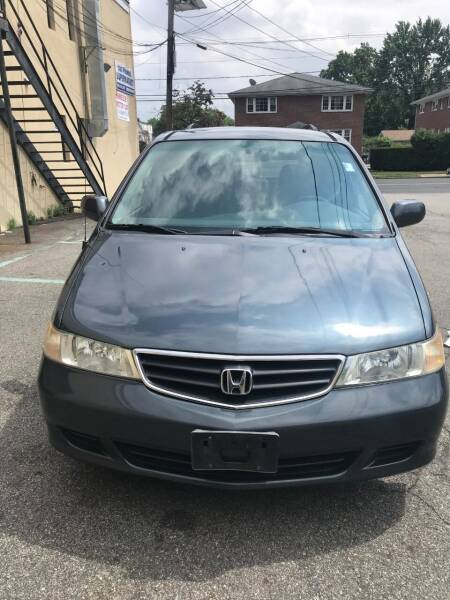 2004 Honda Odyssey for sale at Jardims' Automotive in Roselle NJ