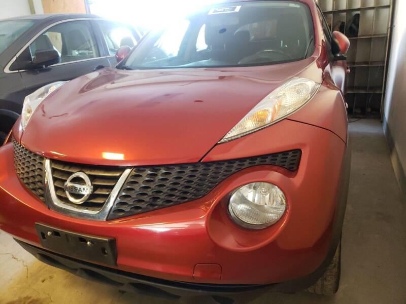 2013 Nissan JUKE SV 4dr Crossover CVT - Dallas TX
