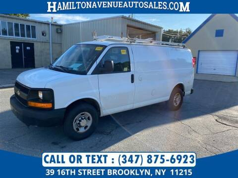 2014 Chevrolet Express Cargo for sale at Hamilton Avenue Auto Sales in Brooklyn NY